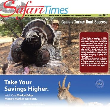Gould's Turkey SafariTimes SCI
